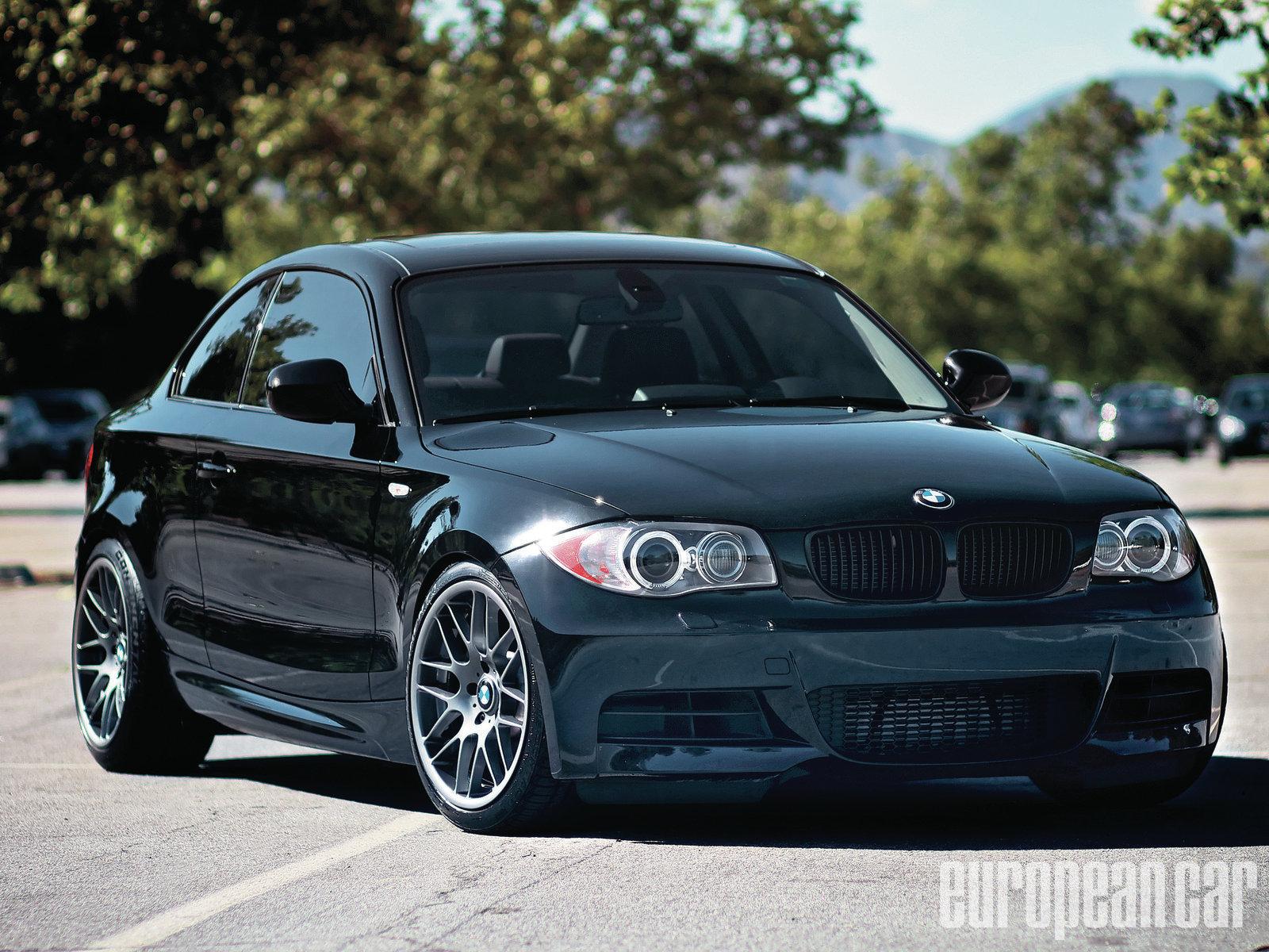 2011 5 BMW 135i DCT - Proven - European Car Magazine