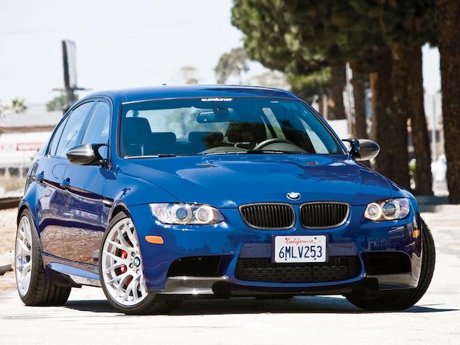 2011 BMW M3 - Project M3 Makeover Part 3 - Tech