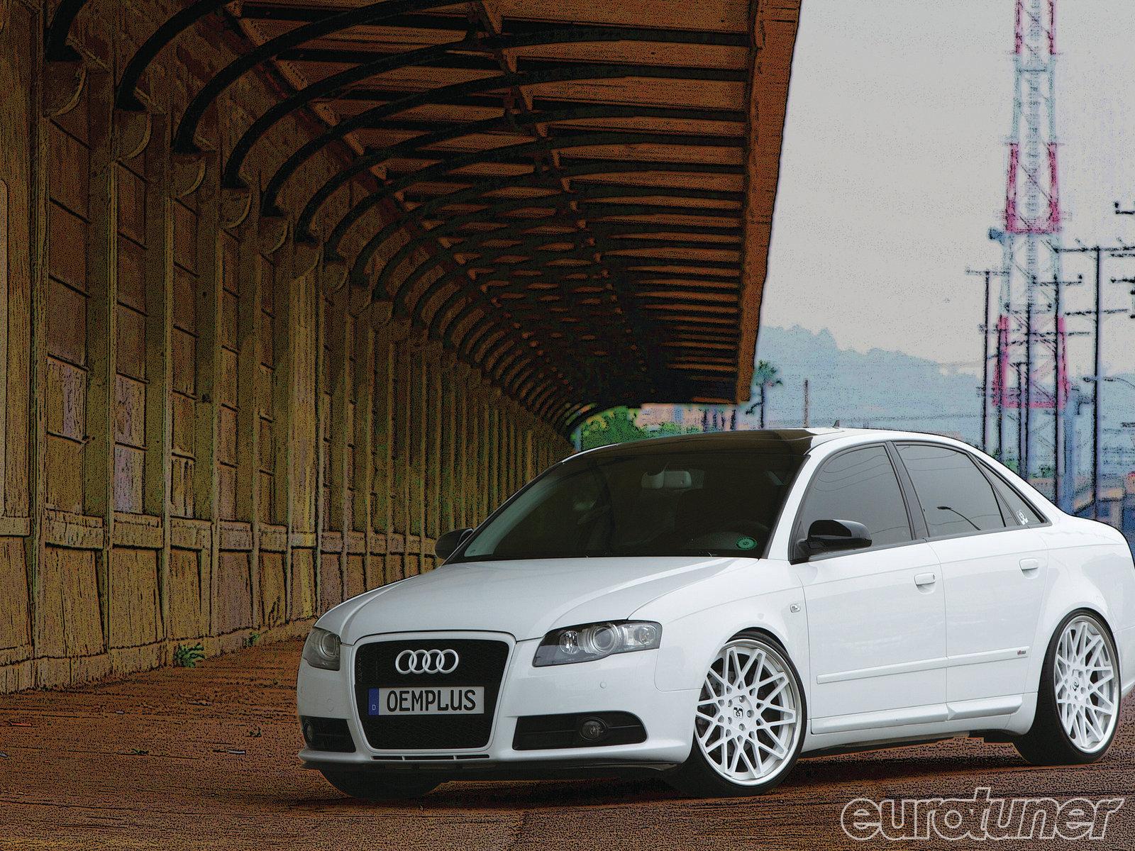 2007 Audi A4 2 0T - Section Zero - Eurotuner Magazine