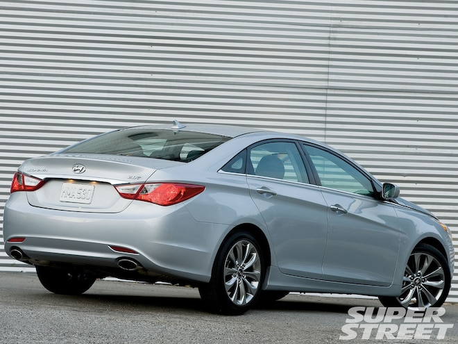 Hyundai Turbochargers The Sonata - Intel