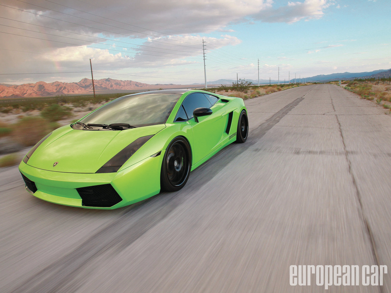 Insane Speed Heffner Performance Lamborghini Gallardo Tt European