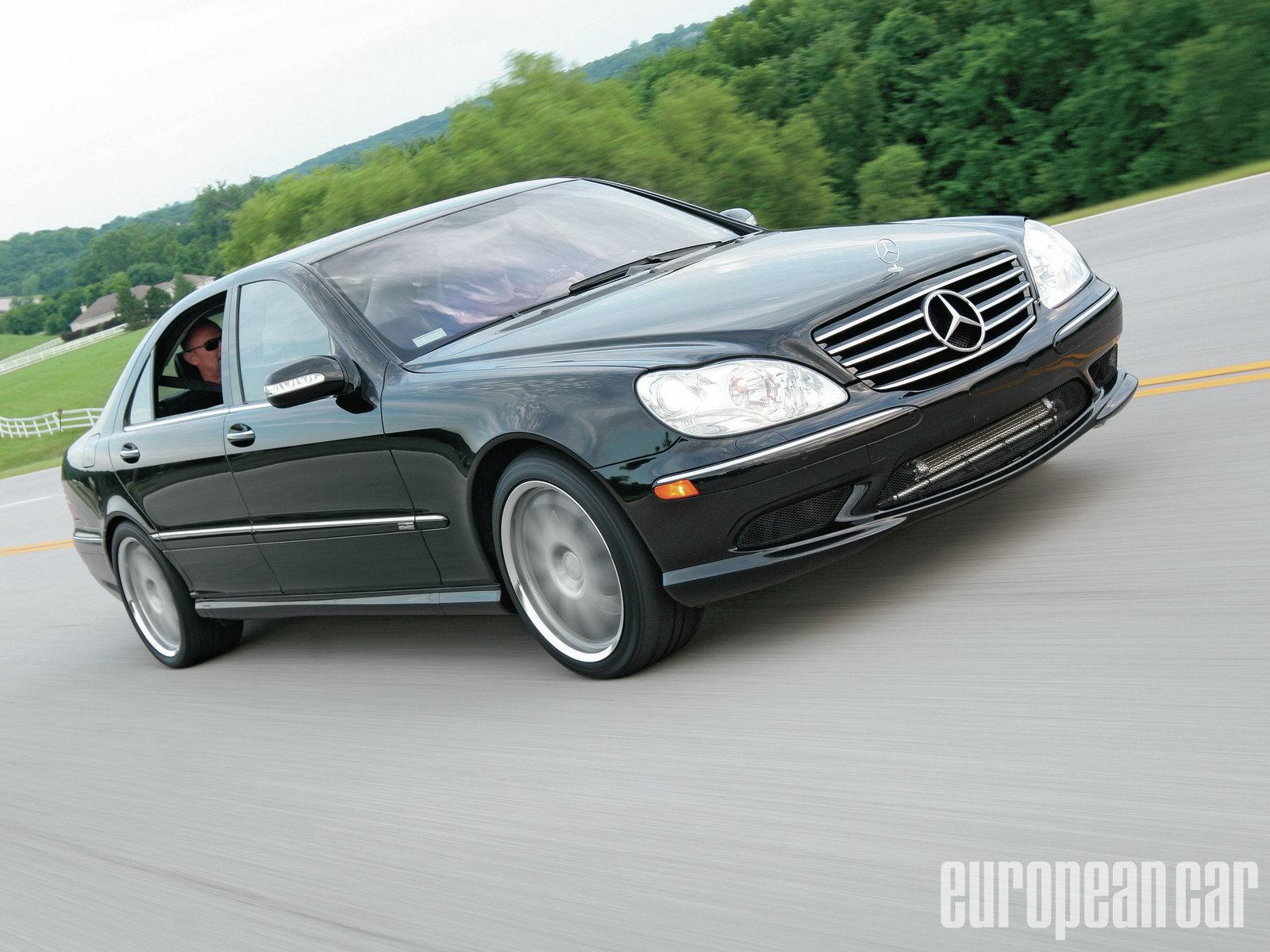 2003 Mercedes Benz S600 - Proven - European Car Magazine