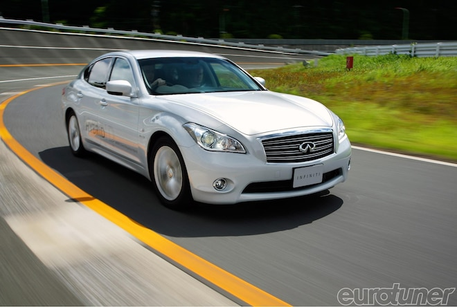 Infiniti Adds Noise to Hybrids - Web Exclusive