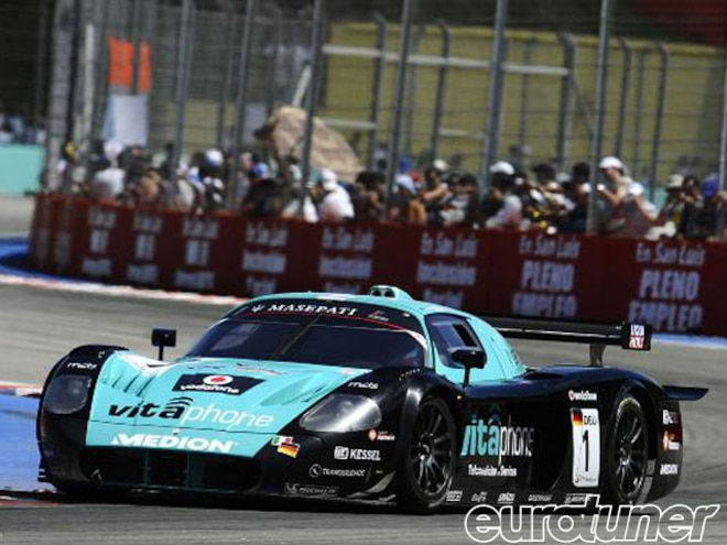 Maserati MC12 Clinches FIA GT1 World Title - Web Exclusive