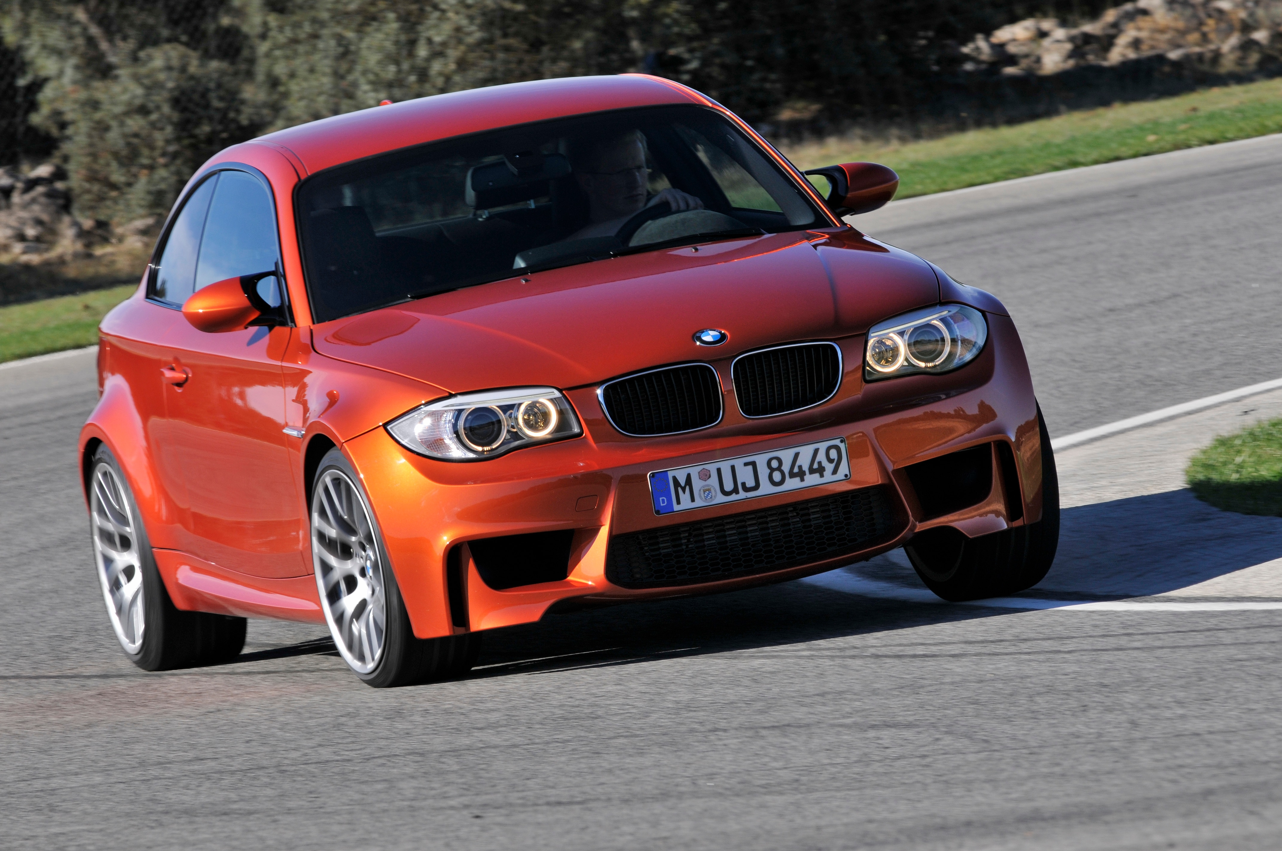 2012 BMW 1 Series M Coupe - Web Exclusive