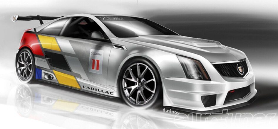 Cadillac Returns to 2011 World Challenge Race Series - Web Exclusive