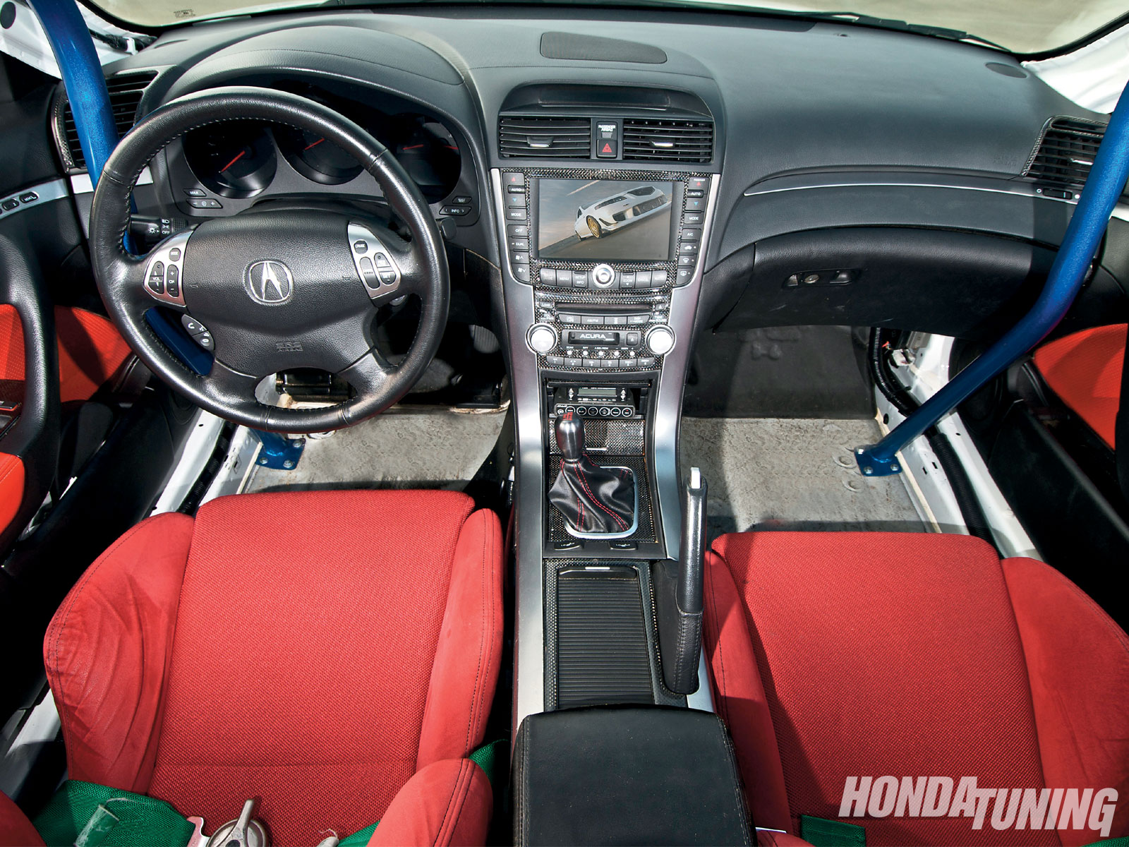 2005 Acura TL - Daring To Be Different - Honda Tuning Magazine