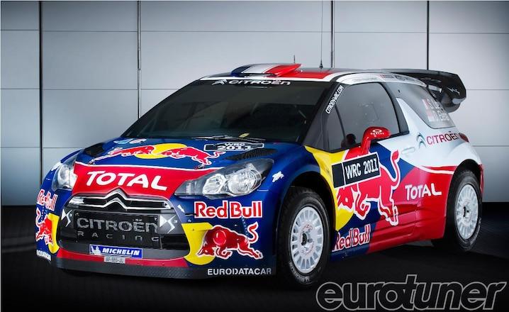 Citroen Racing Introduces DS3 WRC - Web Exclusive