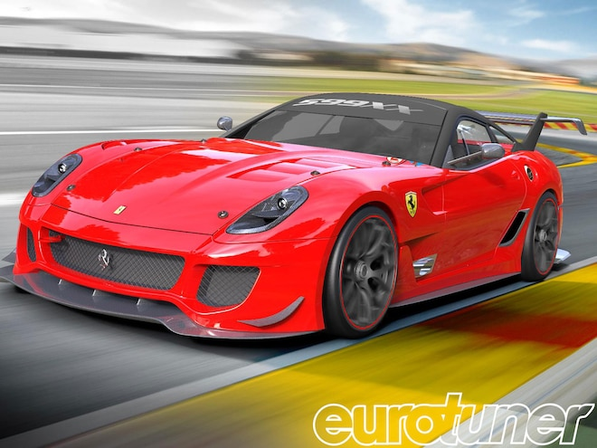 Ferrari 599XX Evolution - Web Exclusive
