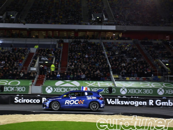 Sébastien Ogier Wins 2011 Race of Champions - Web Exclusive