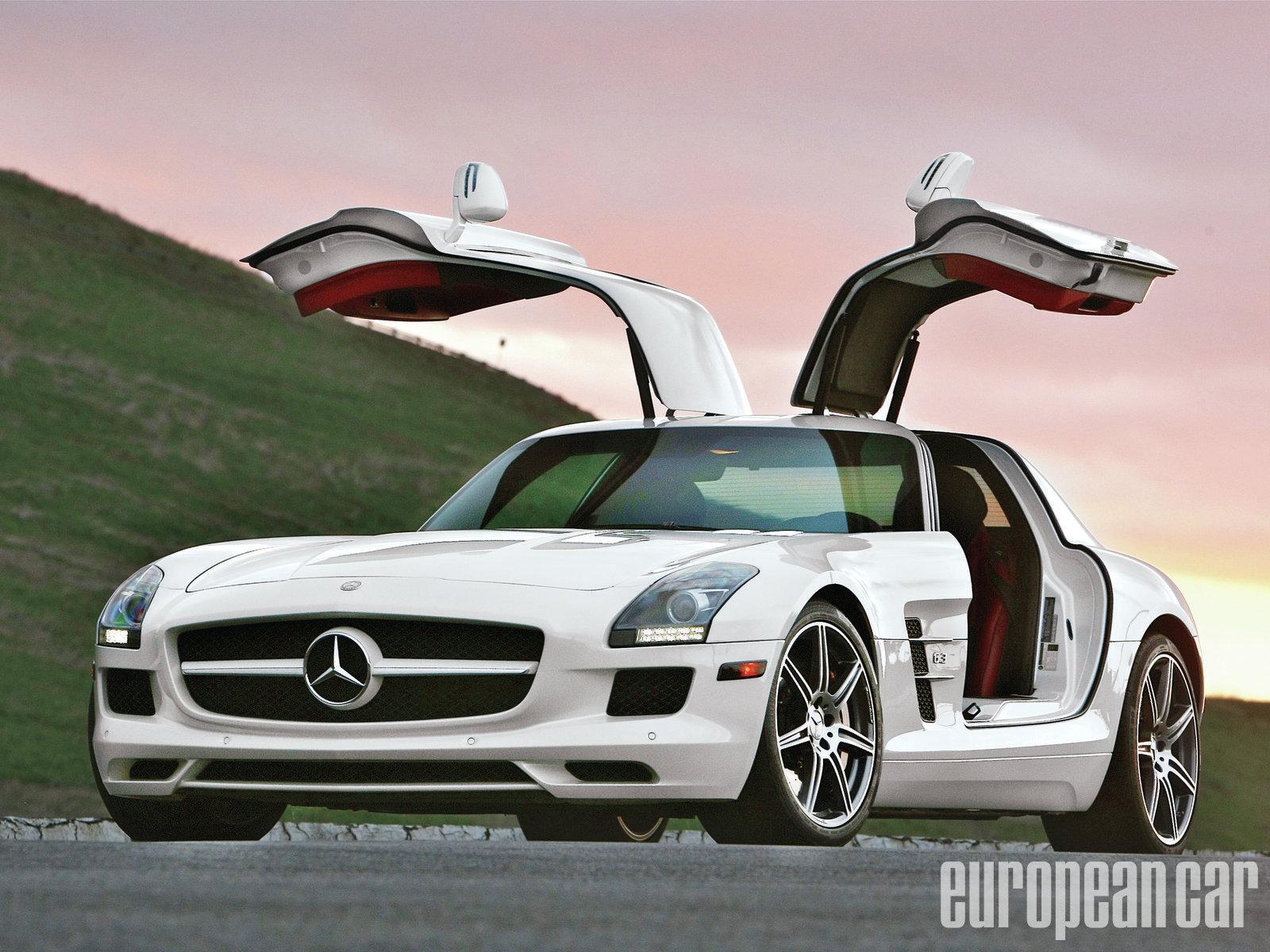 2012 Weistec Mercedes Benz SLS 750 AMG - European Car Magazine