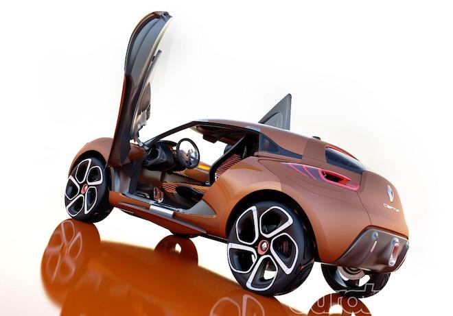 Renault Captur Concept Car - Web Exclusive