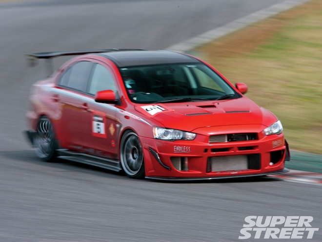 2010 Mitsubishi Lancer EVO X SST - The Perfect Combination