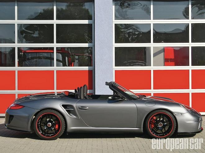 Porsche 911 9FF Speed 9 - Top Chopped - European Car Magazine
