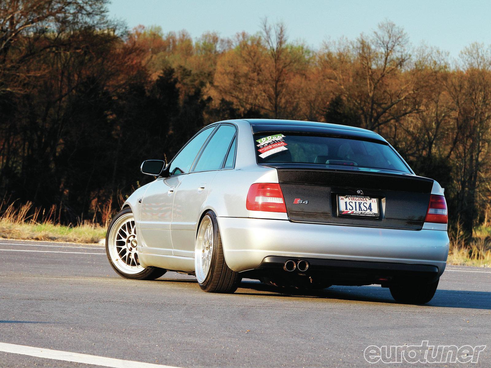 Kekurangan Audi S4 2000 Perbandingan Harga