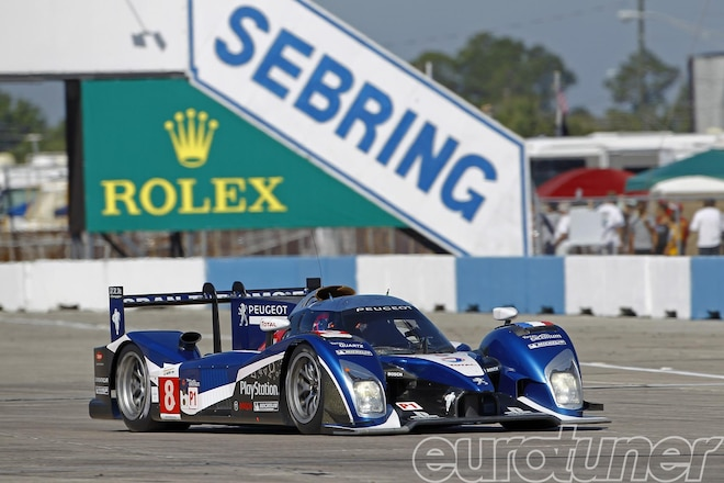 Oreca Peugeot 908 Wins 12 Hours of Sebring - Web Exclusive