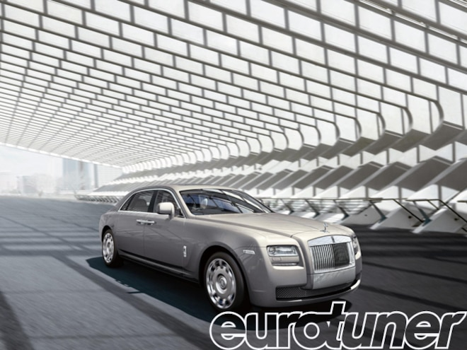 Rolls-Royce Ghost Extended Wheelbase - Web Exclusive