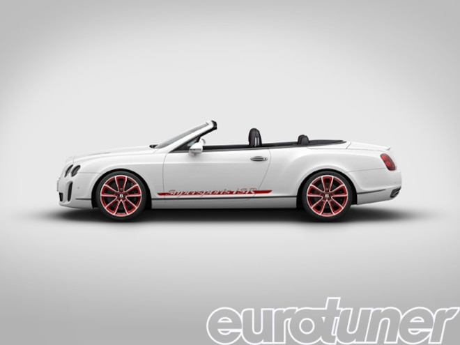 Bentley Continental Supersports Convertible IRS - Web Exclusive