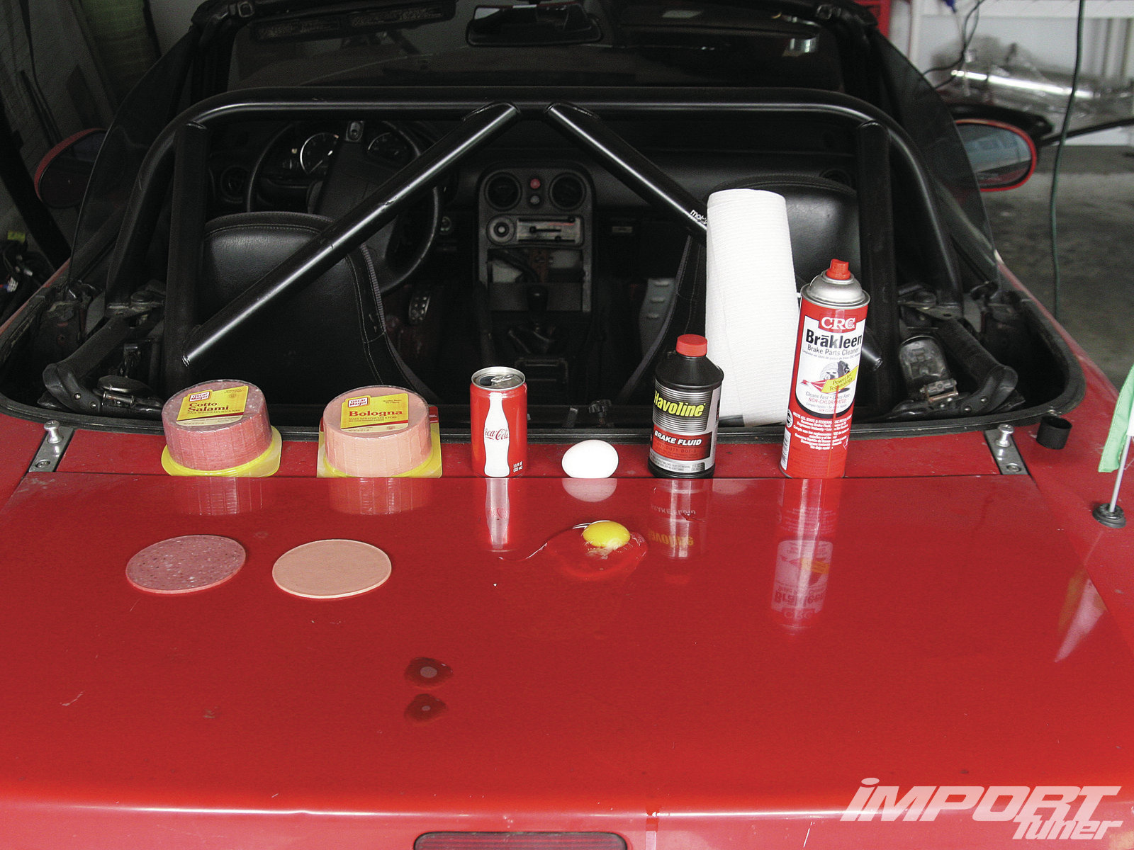 Will These Strip Paint Off Cars? - Fact or Fiction - Import