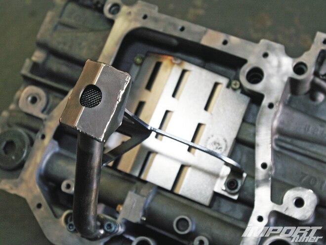 Subaru Oil System Upgrades - Import Tuner Magazine