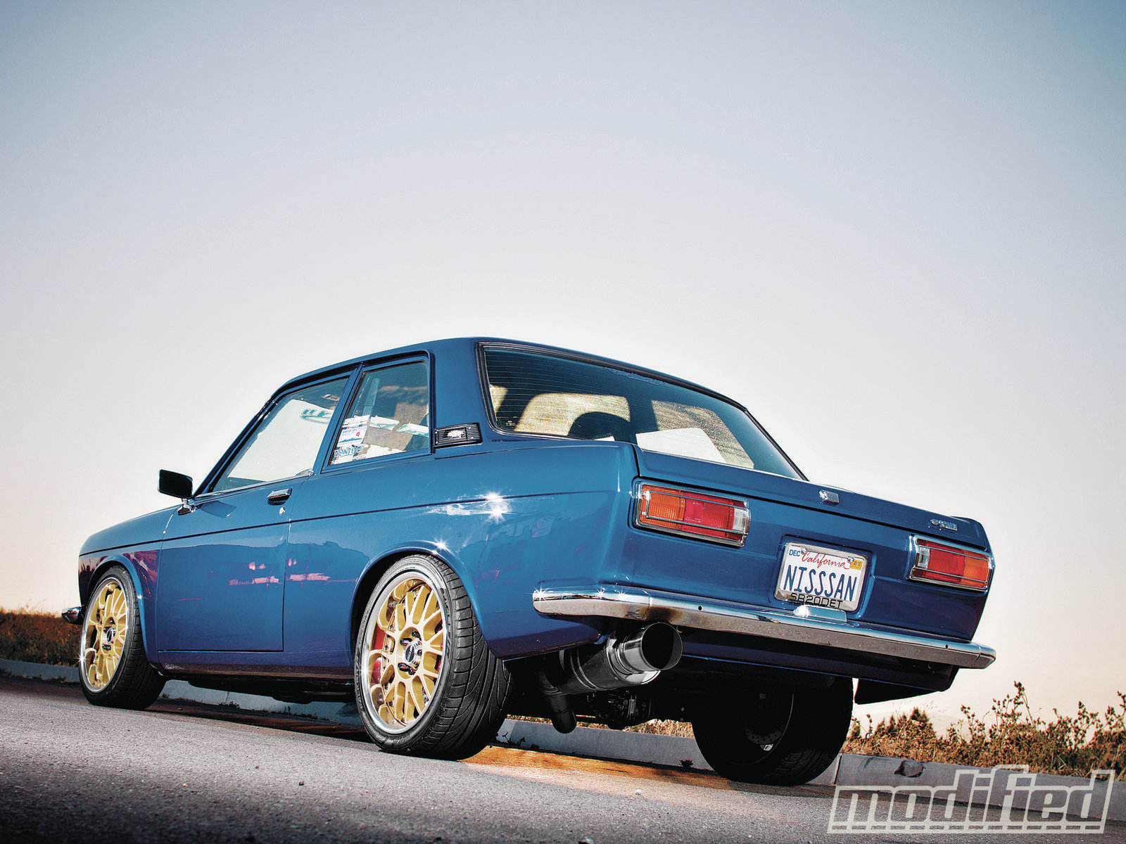 1973 Datsun 510 - Fresh 510 - Modified Magazine