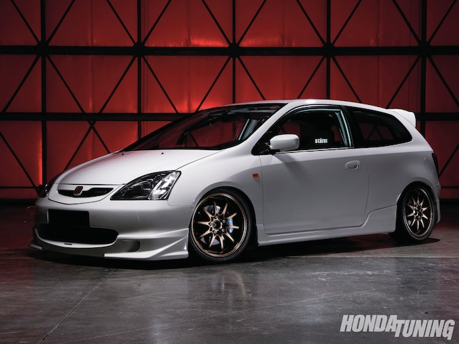 2003 Honda Civic Si - The Mugen Diet