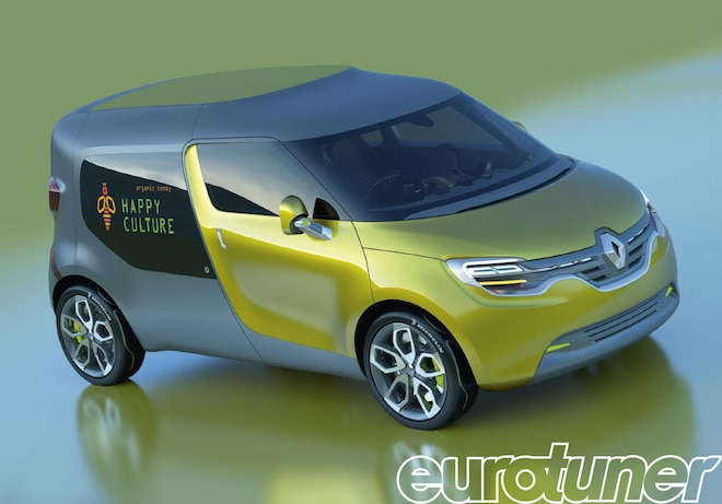 Renault Frendzy Concept Car - Web Exclusive