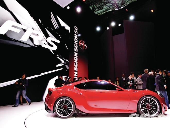Scene: New York International Auto Show; Javits Center — New York, NY - Event
