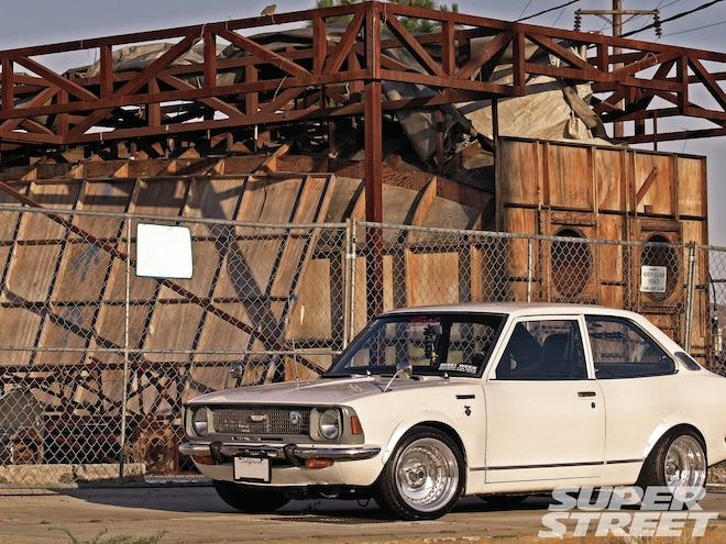 1971 Toyota Corolla Deluxe - A Life Remembered