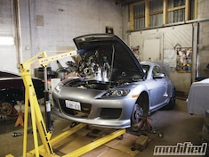 Project RX-8 - Idle Hands Are The Devil's Workshop - Tech - Modified