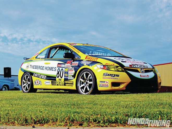 2006 Honda Civic Si - World Warrior - Honda Tuning Magazine