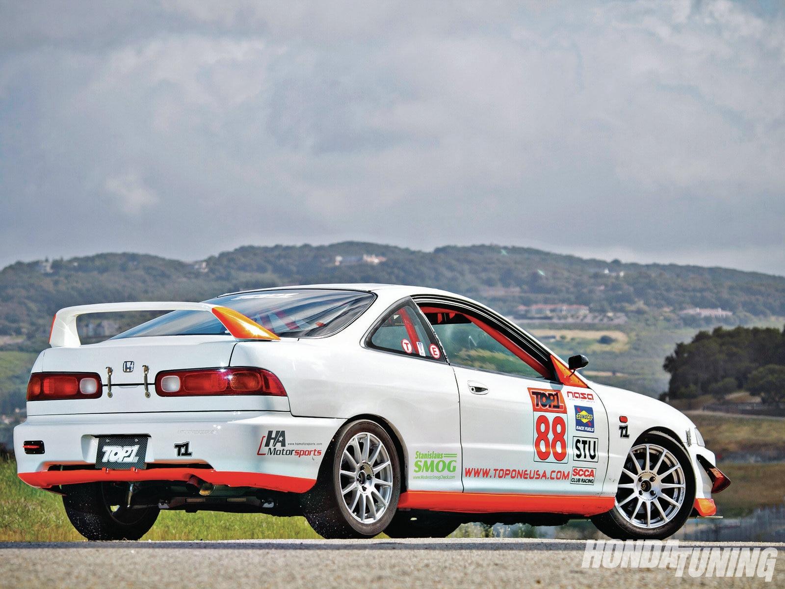1994 Acura Integra Gs R Hands On Approach Honda Tuning Magazine
