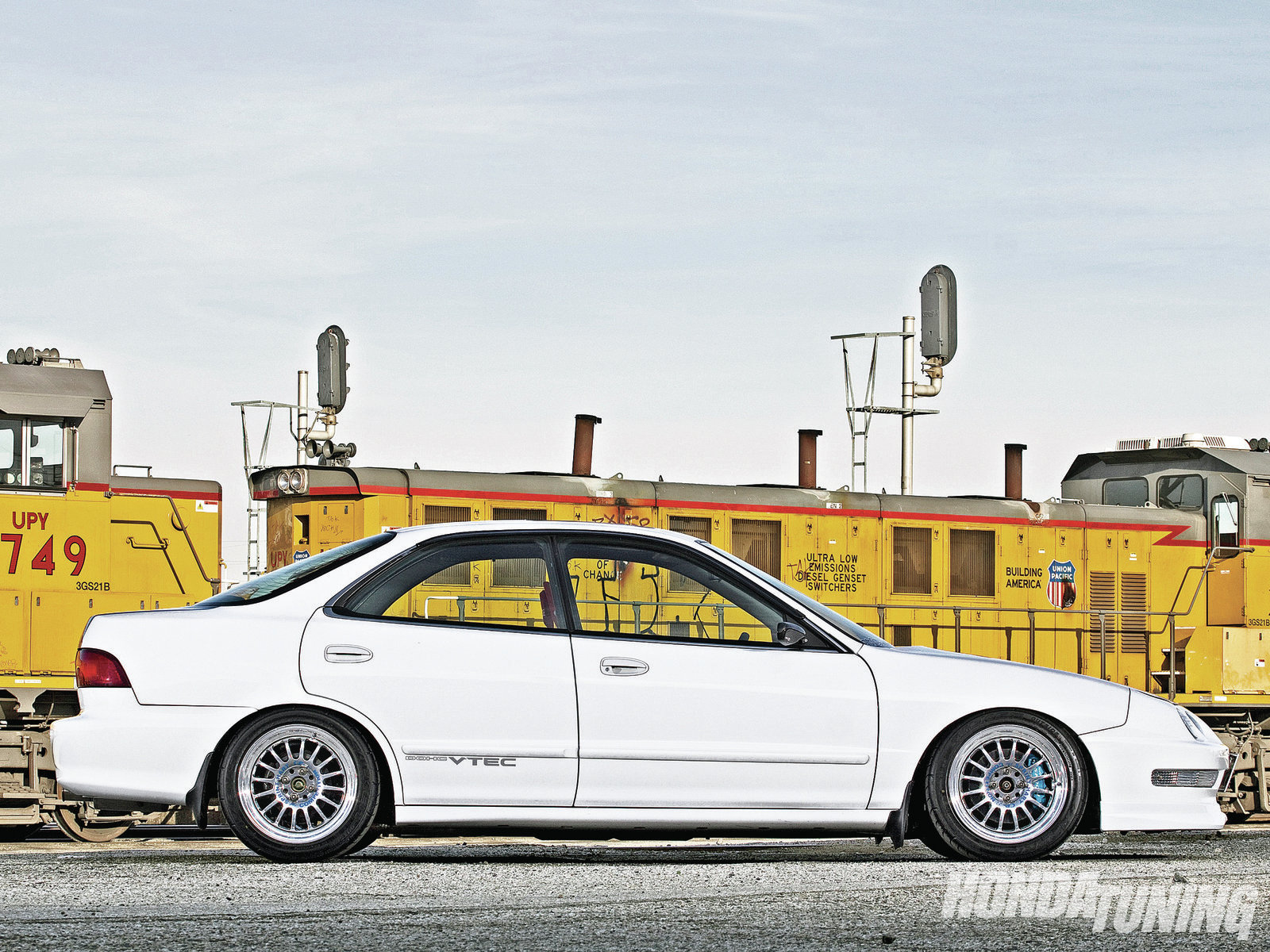 2000 Acura Integra Gs R Honda Tuning Magazine