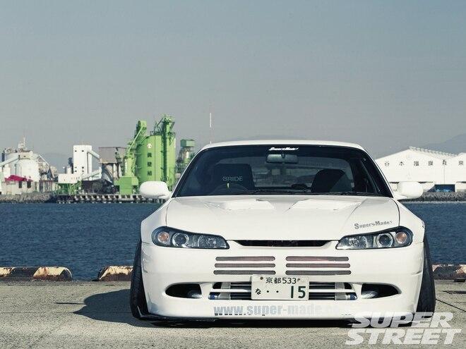 2000 Nissan S15 Silvia Spec R - The Instant Gentleman