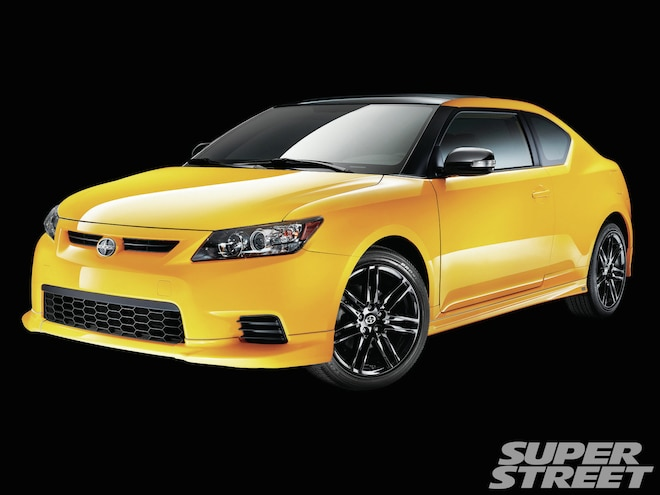 2012 Scion TC - Scion TC Release Series 7.0 - Intel