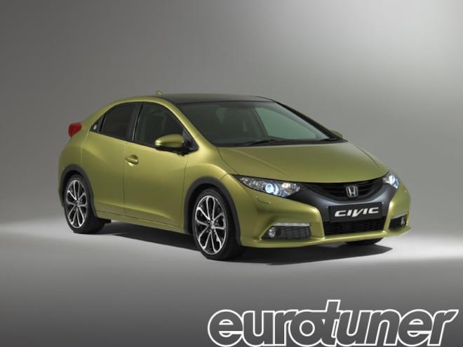 2012 Honda Civic - Web Exclusive