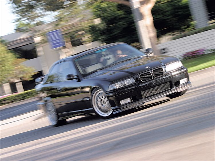 BMW M50/M52 Engine - 325i/328i Tuning Guide - Eurotuner Magazine