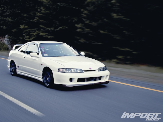 Acura Type R >> 2001 Acura Integra Type R Import Tuner Magazine