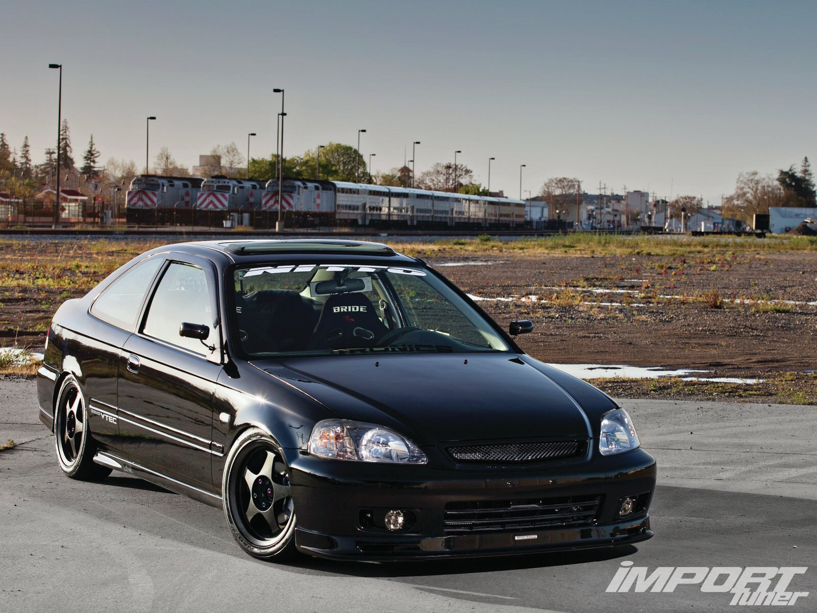 2000 Honda Civic Si Mr Clean Photo Image Gallery
