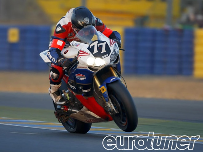 Honda CBR1000RR with Combined ABS Completes Endurance Race - Web Exclusive