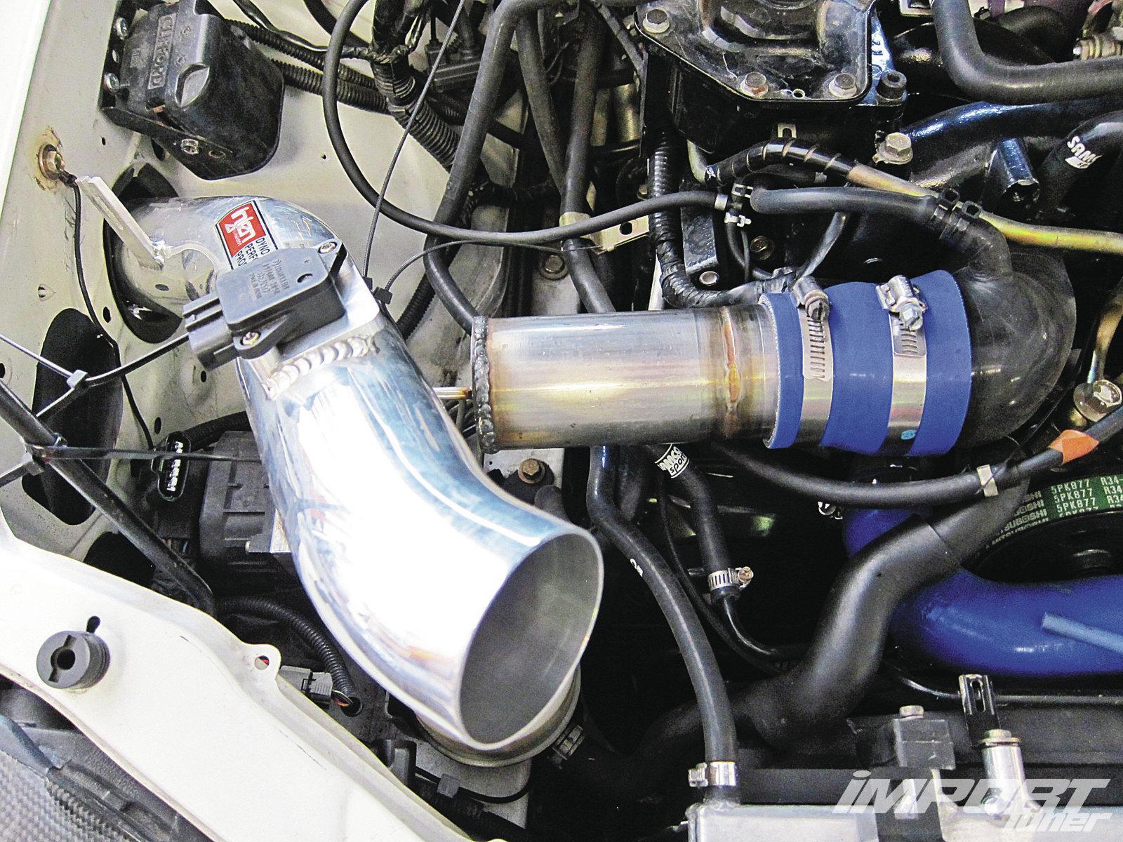 Fix That Leak! - Import Tuner Magazine