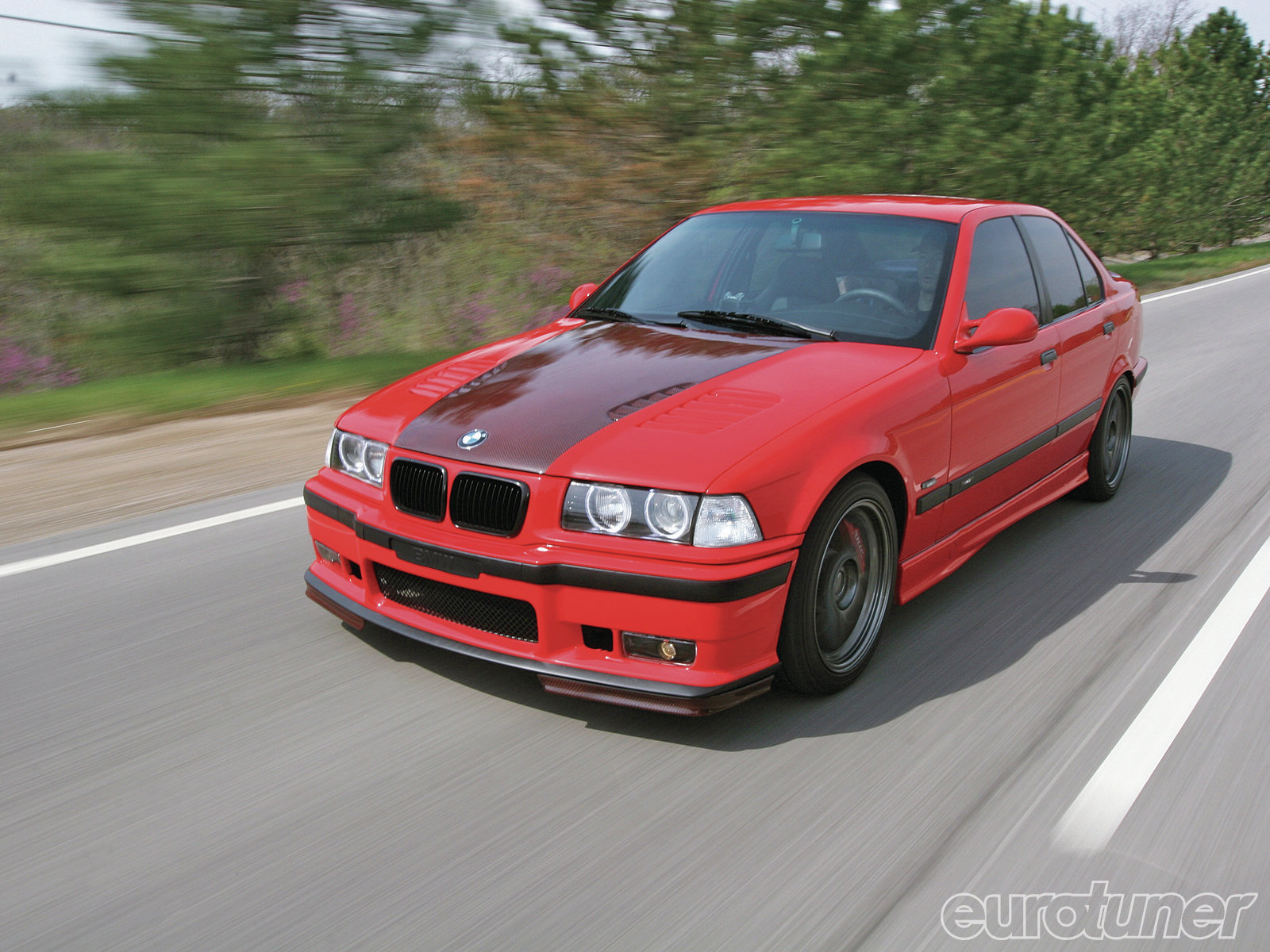 1997 Bmw M3 Mission Complete Project E36 M3 Eurotuner Magazine
