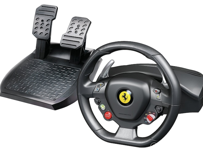 Ferrari Steering Wheel - Tuner News
