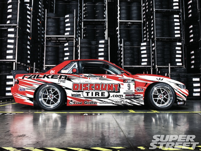 Nissan 240SX - Live And Let Dai