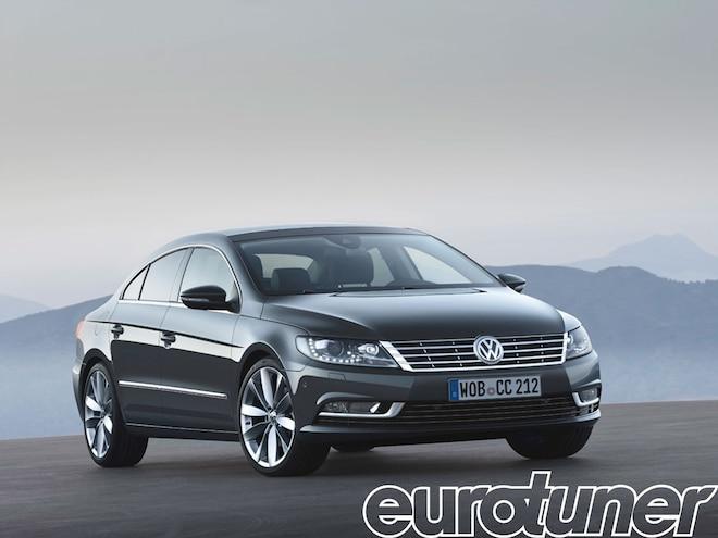VW CC World Premiere - Web Exclusive