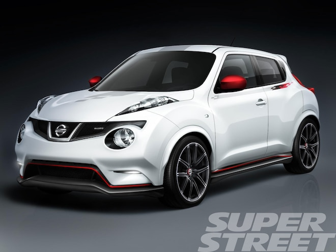Nissan Juke Nismo Concept Revealed - News