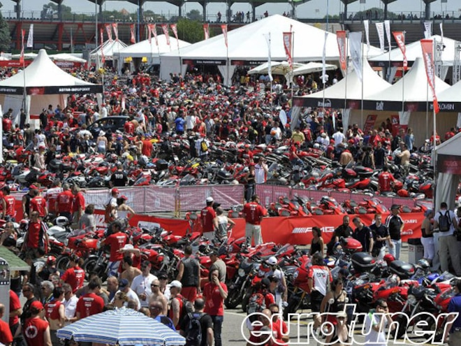 Dates Announced for World Ducati Week 2012 - Web Exclusive