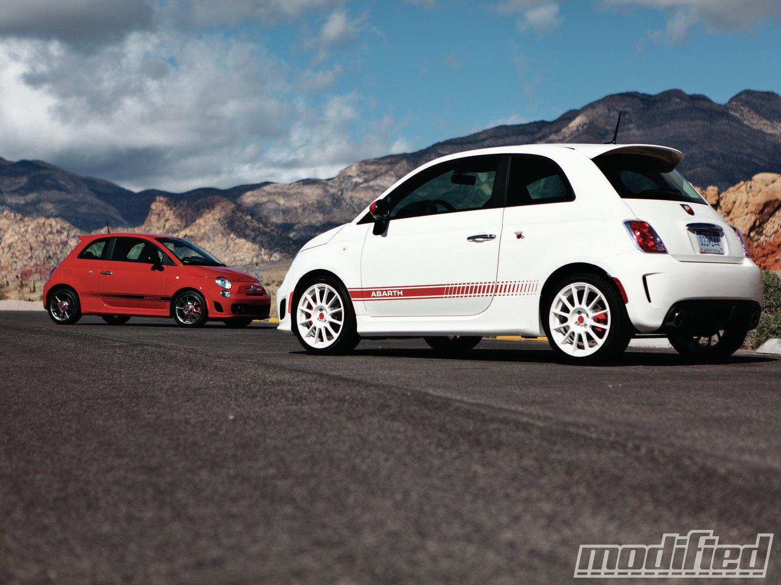 2013 Fiat 500 Abarth First Drive Modified Magazine