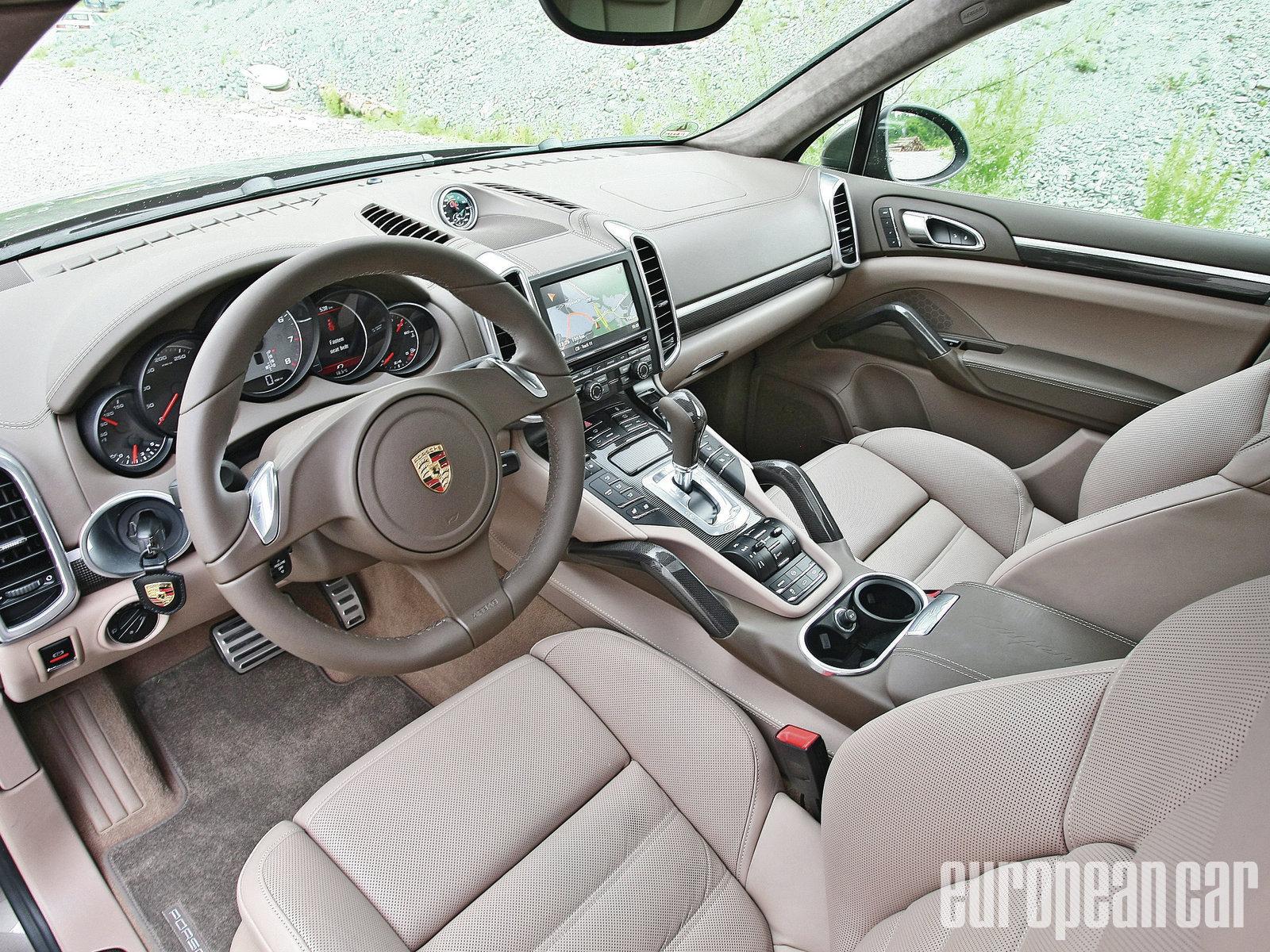 2013 Porsche Cayenne Gts First Drive European Car Magazine