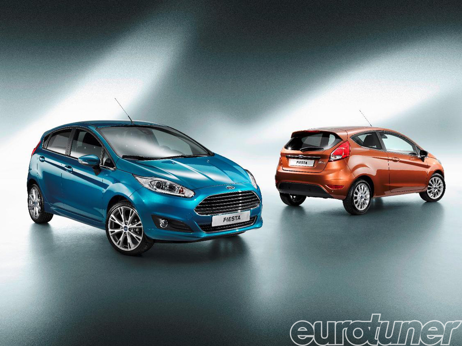 2013 Ford Fiesta Uk Facelift Web Exclusive Eurotuner Magazine